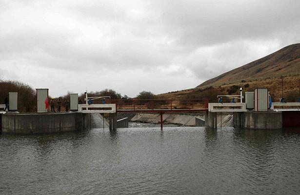 Китайско-казахстанский проект по реконструкции водозаборных сооружений завершен