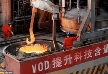 Китай нарастит экспорт металла на 10-15 млн тонн в 2021 году - Platts