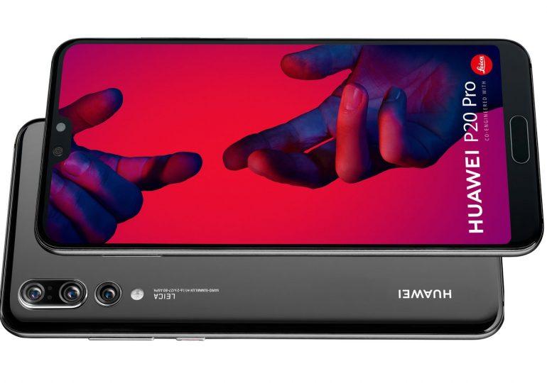 Huawei наращивает продажи смартфонов. Остальные компании теряют потребителей
