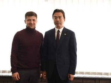 Украина-Китай: итоги 2019 года