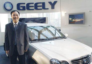 Китайская корпорация Geely выходит на рынок Германии