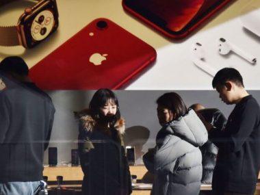 Китай бойкотирует продукцию Apple