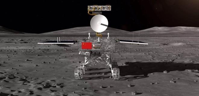 Китайская станция «Чанъэ-4» приостанавливает работы на Луне