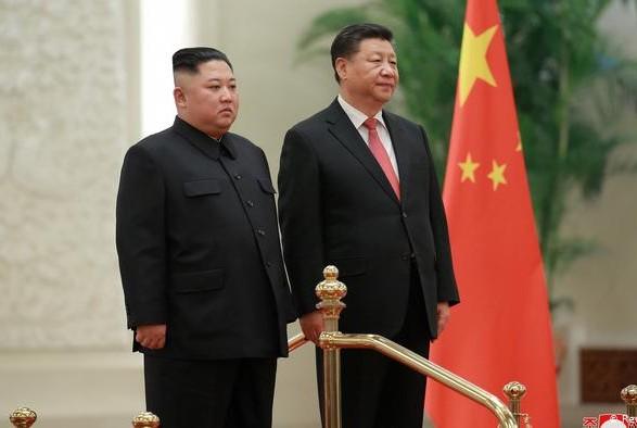 Си Цзиньпин впервые посетит Северную Корею