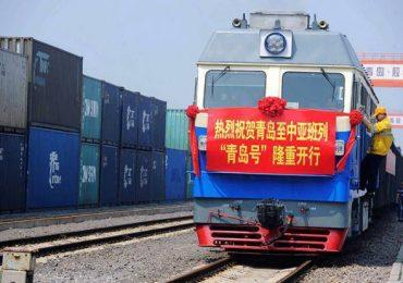 Железнодорожные перевозки между Китаем и ЕС за 10 лет выросли в 588 раз