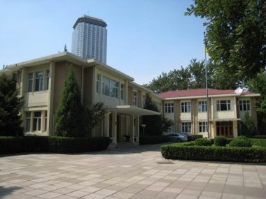 Украинское посольство не получало уведомлений об изменении режима пересечения границы Китая
