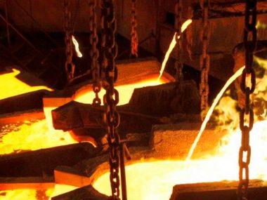 Китай выйдет на пик производства стали в 2025 году