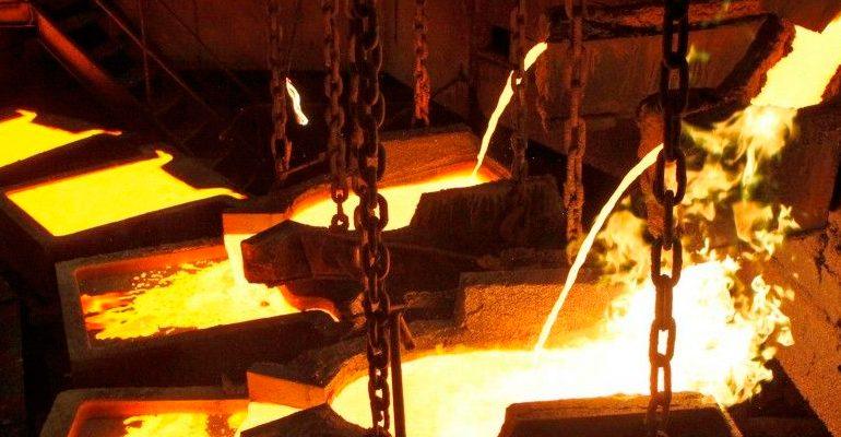 Установлен новый китайский рекорд по производству стали
