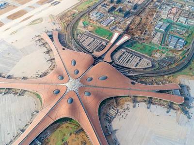 Китай построил самый большой аэропорт в мире