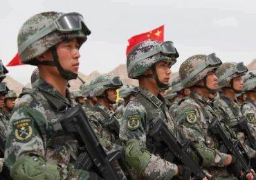 Расходы Китая на оборону в прошлом году выросли почти до 200 млн долларов