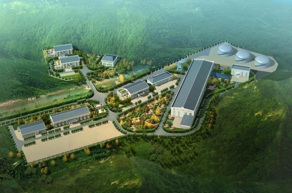 В Китае достраивают гигантскую подземную обсерваторию