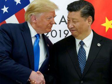 Разгон протестов в Гонконге негативно скажется на торговых переговорах с Пекином - Трамп