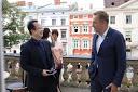 Мэр Львова встретился с китайским дипломатом