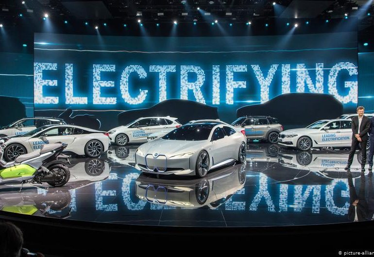 Китай и Грузия вместе строят гигантский завод по выпуску электромобилей