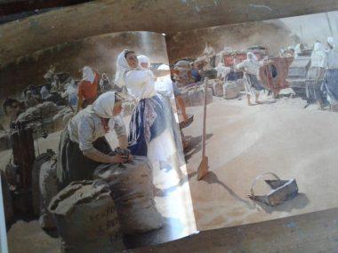 В Китае издан альбом картин Татьяны Яблонской