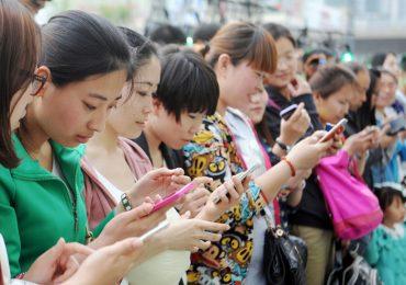 В Китае число пользователей мобильного интернета превысило 1, 1 млрд человек