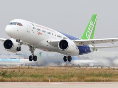 Сертификацию китайского самолета C919 отложили до 2021 года