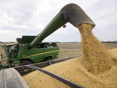 Госкомитет по развитию и реформам КНР заявил, что ждет поставки сои из США уже в августе