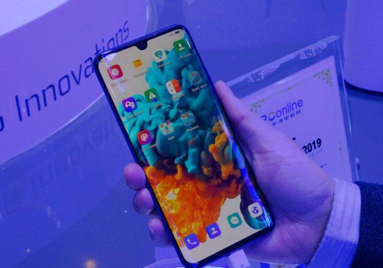 ZTE начала продавать смартфоны с 5G