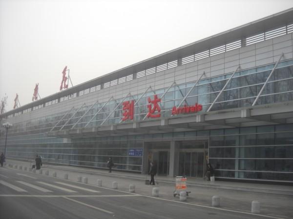 Старейший китайский аэропорт страны закроют 30 сентября