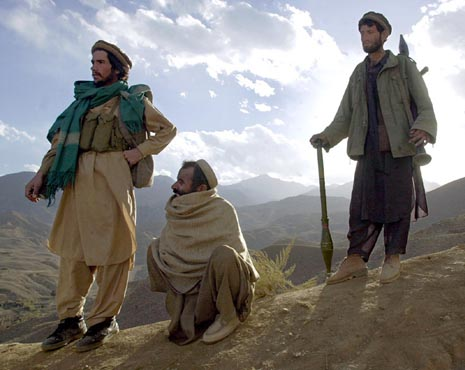 Талибы обсудили в Китае мирное соглашение с США