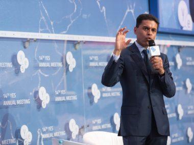 Вызовы для Запада, подъем Китая и будущее Украины. Рассказ Фарида Закарии на YES 2019
