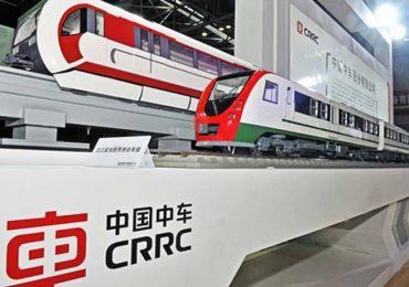 CRRC обсудит с министром инфраструктуры финансирование поставок электровозов