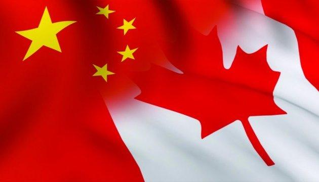 Канада намерена добиться освобождения своих граждан, задержанных в Китае