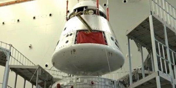 Китай показал космический корабль, на котором планирует отправить людей на Луну