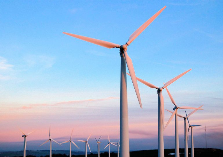 Китайская и Норвежские компании построят в Украине самый большой ветропарк в Европе