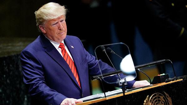 Трамп призвал Китай и Украину расследовать дело Байденов