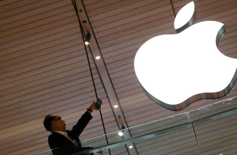 Apple отправляет пользовательские данные с устройства в Китай