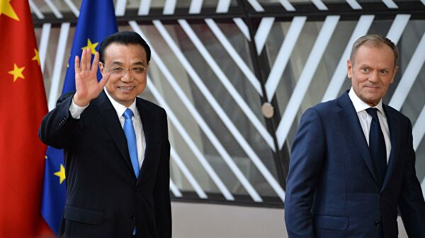 Новое руководство ЕС сохранит преемственность политического курса Китая