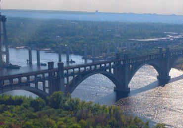 Укравтодор и китайская компания СRВС договорились построить мост в Запорожье