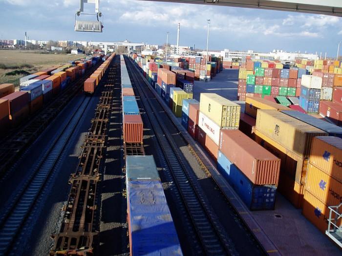 Metrans запустит контейнерный поезд Китай–Словакия через Украину