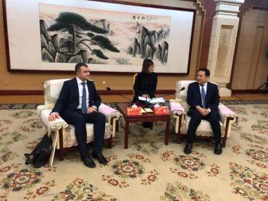 Китай наводит побратимские мосты с городами Украины