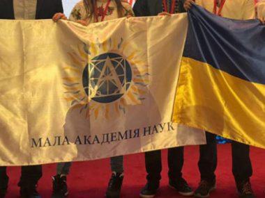 Пятеро украинских школьников-изобретателей завоевали золото на конкурсе в Китае