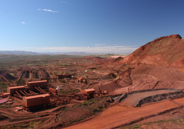 Китайская Sinosteel вложила $6,9 млрд в добычу руды в Австралии