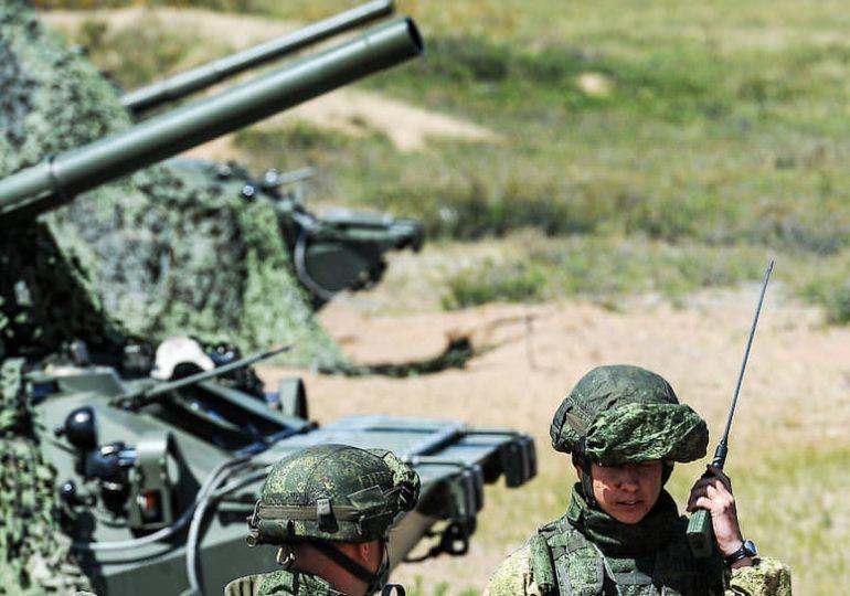 Россия проведёт совместные военные учения с Китаем