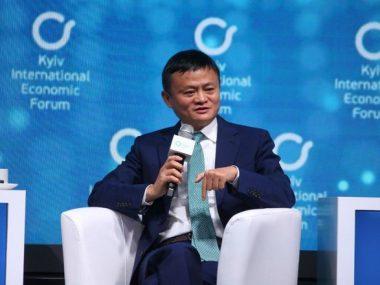 Основатель Alibaba заявил, что намерен пригласить своих друзей инвестировать в Украину