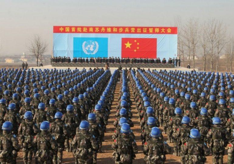 Китай заявил о готовности расширить участие в миротворческих миссиях ООН