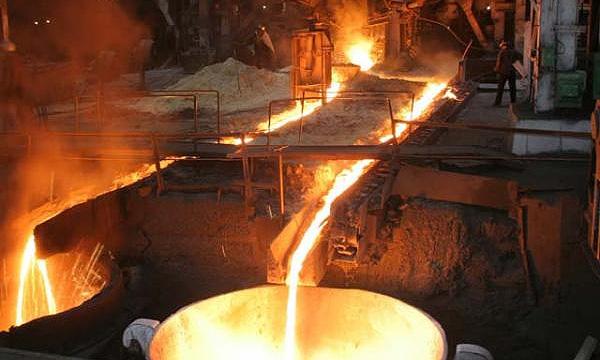 Китай сократил производство стали в октябре