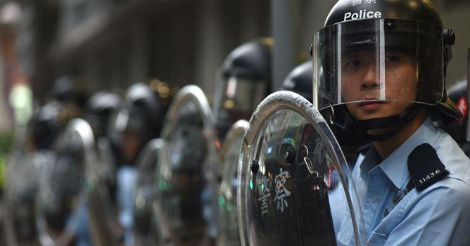 Китай сменил главу полиции Гонконга