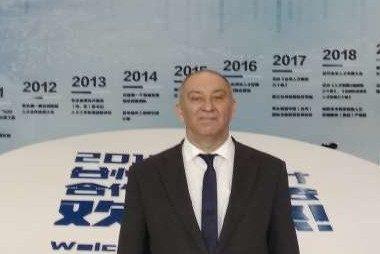 Украинец стал победителем престижного конкурса талантов в Китае