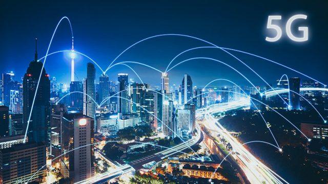 Китай запустил первые сети пятого поколения