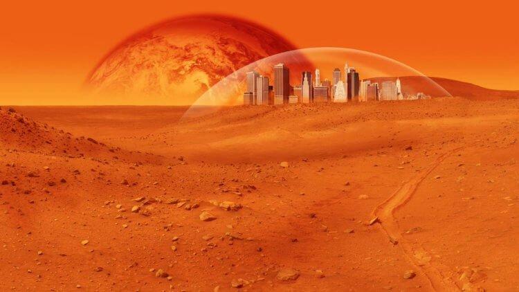 Китай отправит людей на Марс
