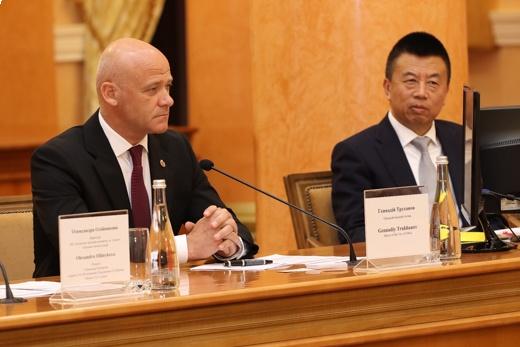 Делегация из Китая ознакомилась с инвестиционным потенциалом Харькова