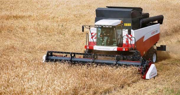 В Китае разработали беспилотный комбайн для обработки почвы