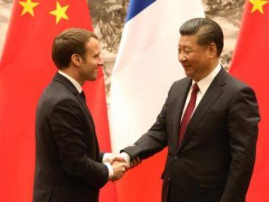 Китай и Франция подтвердили приверженность Парижскому соглашению по климату