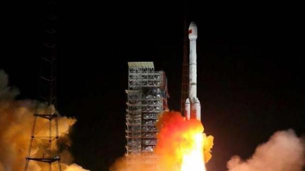 Из Китая запустили на орбиту два спутника